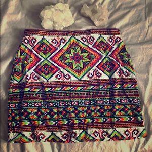 Arnhem mini skirt